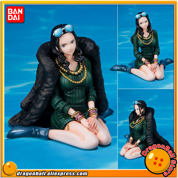 ONE PIECE Original BANDAI Tamashii Nations Figuarts ZERO Collection Figure - Nico Robin -ONE PIECE 20th Anniversary ver.- bandai f zero one piece bandai set 2 years after the ice fire fist 5 anniversary edition piece