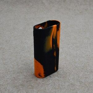 Image 2 - Wismec bruyant cricket mod II 25 kit étui en silicone peau manchon boîtier autocollant de couverture pour Wismec bruyant Cricket 2 D25 kit boîte mod