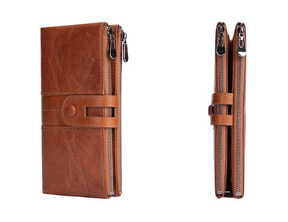 2072--Genuine Leather long Women Wallet-Casual Clutch Wallets_01 (12)