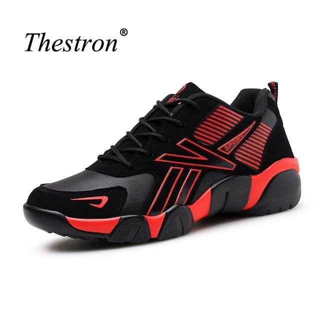 Thestron Running Shoes Men Comfortable Men Sport Sneaker Shoes Winter Mens Running Shoes Mens Trainers Mens Trainers For Running