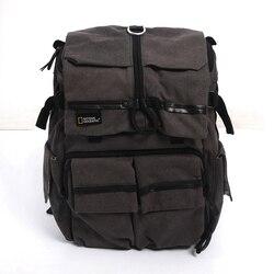 Wysokiej jakości torba na aparat NATIONAL GEOGRAPHIC NG W5070 plecak na aparat oryginalna torba na zewnątrz kamera podróżna (wersja bardzo gruba) w Torby na aparaty/kamery od Elektronika użytkowa na
