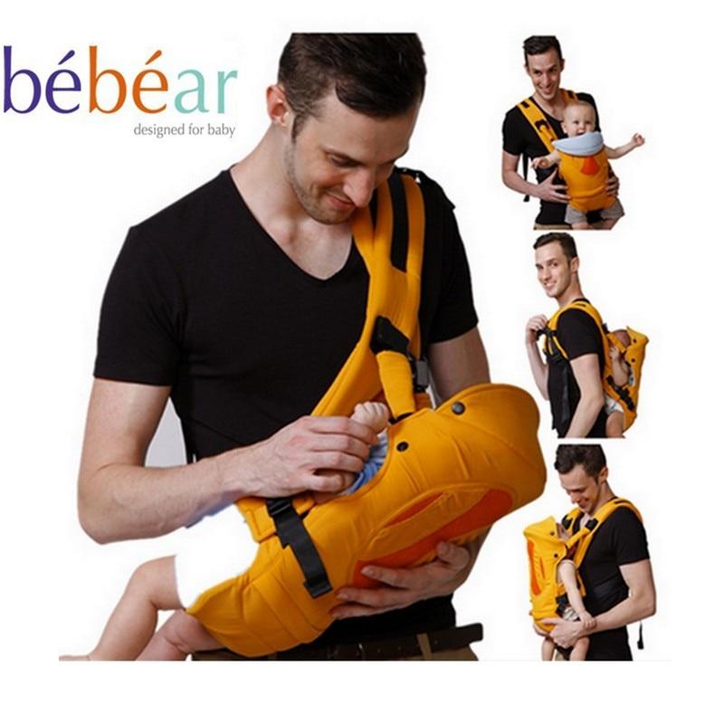 Ergonomic Baby Carrier Re-hold Infant Backpack Carrier For Baby Care Toddler Sling Kangaroo Baby Suspenders For Newborn Freeship ergo baby carrier performance