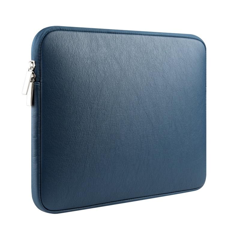 Laptop Bag 13.3 Inch For MacBook Pro 13 2016 Case,PU Leather Notebook Sleeve Case 13 For Apple MacBook Pro 13 Case A1706 / A1708 pokoko brand notebook laptop sleeve bag case for apple macbook air 13 pro 13 3 inch retina portable handbag laptop bag