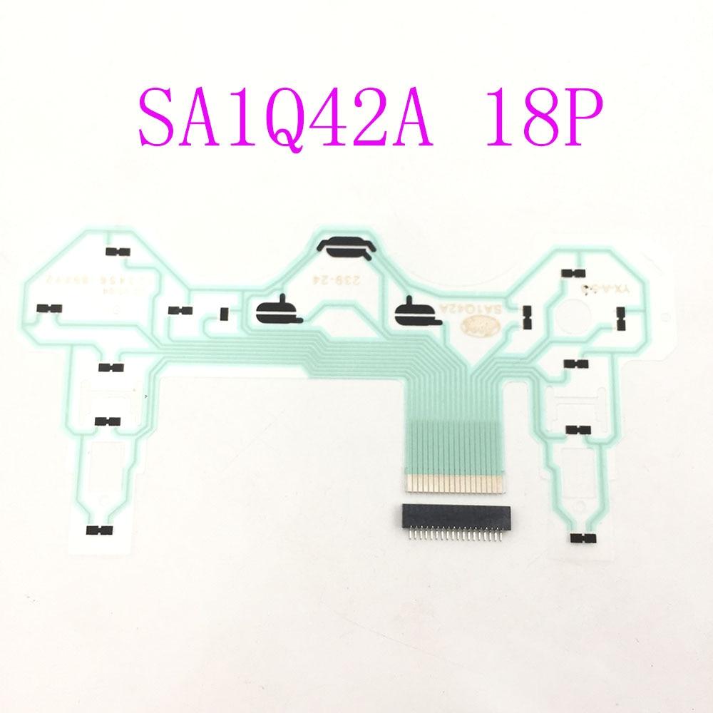 10sets controller repair parts pcb ribbon circuit board sa1q42a for