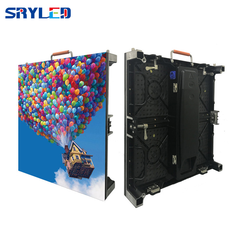 TV Show Background Rental Led Video Wall Screen P4.81 Indoor Rental Led Display
