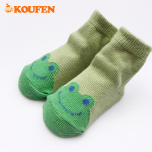 OKOUFEN Animal Cartoon Print  Multicolor Cotton Baby Boys Socks Casual Short Tube Socks Spring Autumn Infant Sock