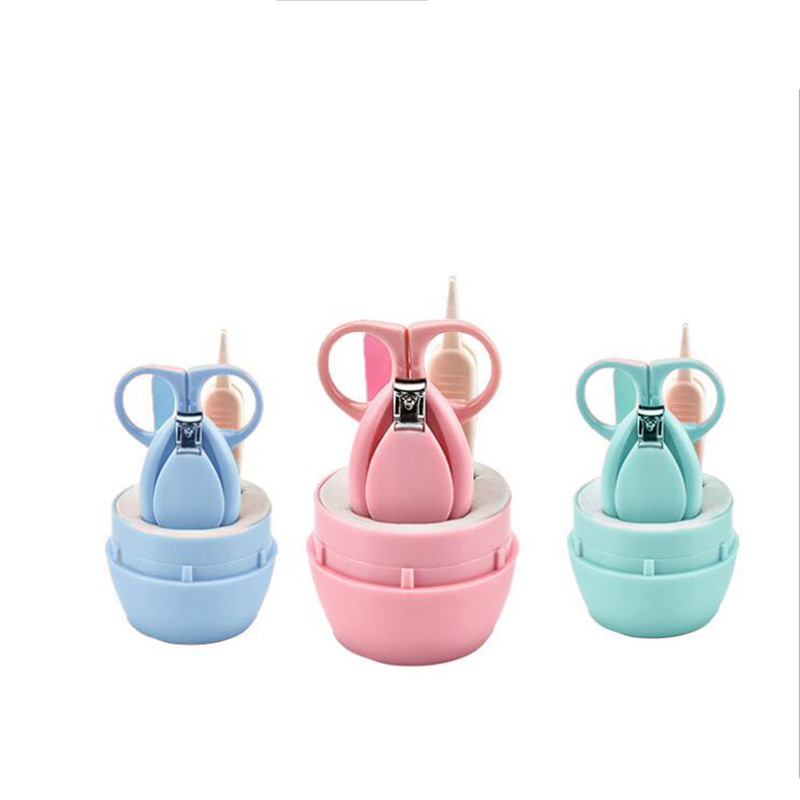 2019 Latest Design 1set Baby Nursing Nail Clippers Block Scissors Nail Clipper Blocks Cutter For Kids Nail Trimmer Blocks Best Baby Nail Care Gift To Win Warm Praise From Customers