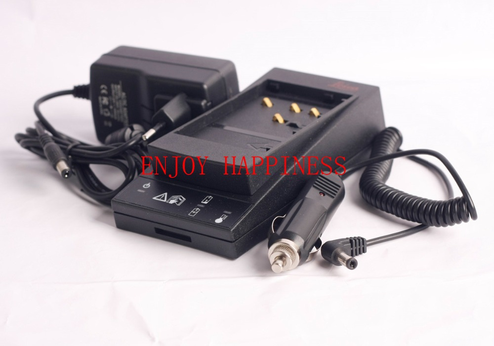 For Sale GKL112 Charger For Leica GEB121/GEB111 Battery With Car Charger  for sale leica green tribrach