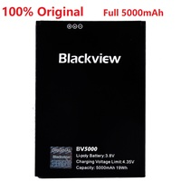 100 Original Backup Blackview BV5000 Battery For Blackview BV5000 Smart Mobile Phone Tracking Number In Stock