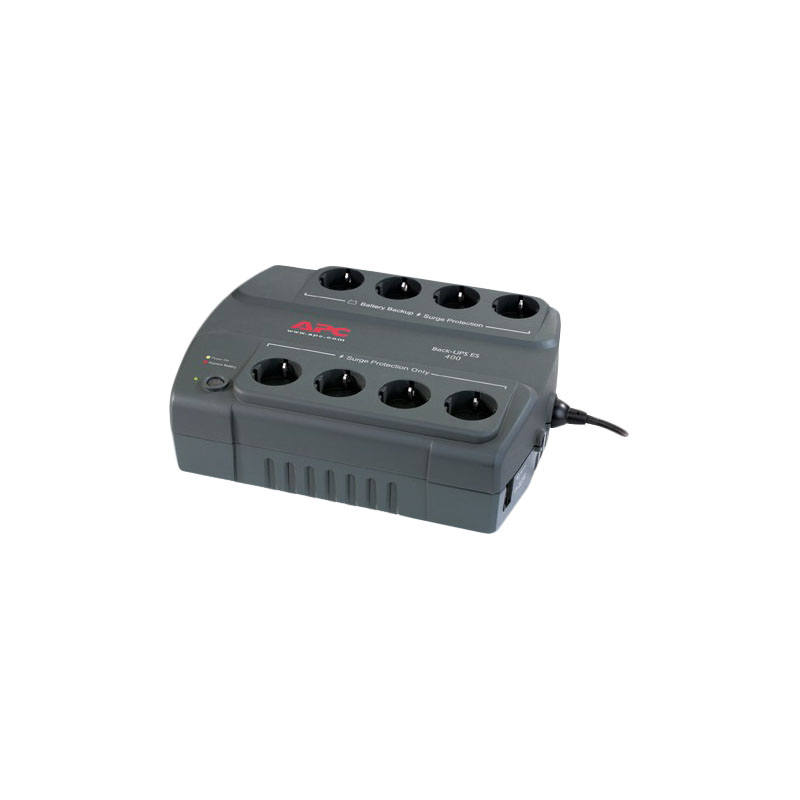 Фото - Uninterruptible Power Supply APC Back-UPS BE400-RS Home Improvement Electrical Equipment & Supplies (UPS) contrast lace keyhole back blouse