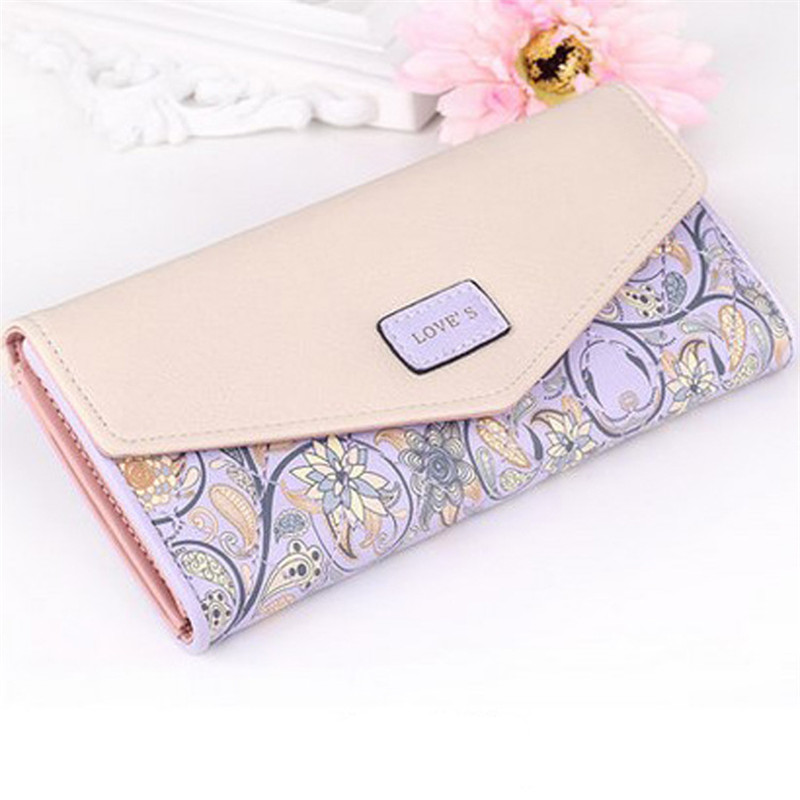 High Quality Wallet Female PU Leather Double Hasp Ladies Carteira Women Wallets And <font><b>Purses</b></font> Capacity Clutch Card Holder <font><b>Pouch</b></font>