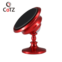 COTZ Car Phone Holder 360 Degree GPS Magnetic Mobile Phone Holder For IPhone Samsung Magnet Mount