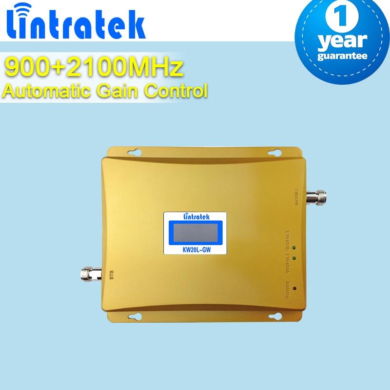 3G сигнал күшейткіші GSM 900 WCDMA 2100MHz - Мобильді телефондарға арналған аксессуарлар мен бөлшектер - фото 2