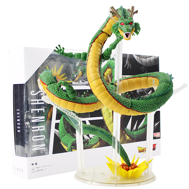 Anime Dragon Ball Super Shenron S.H.Figuarts Dragon Ball Z Shenron Shenlong SHF Super Saiyan PVC Action Figure Model Toy тестер напряжения navigator 71 117 ntp e