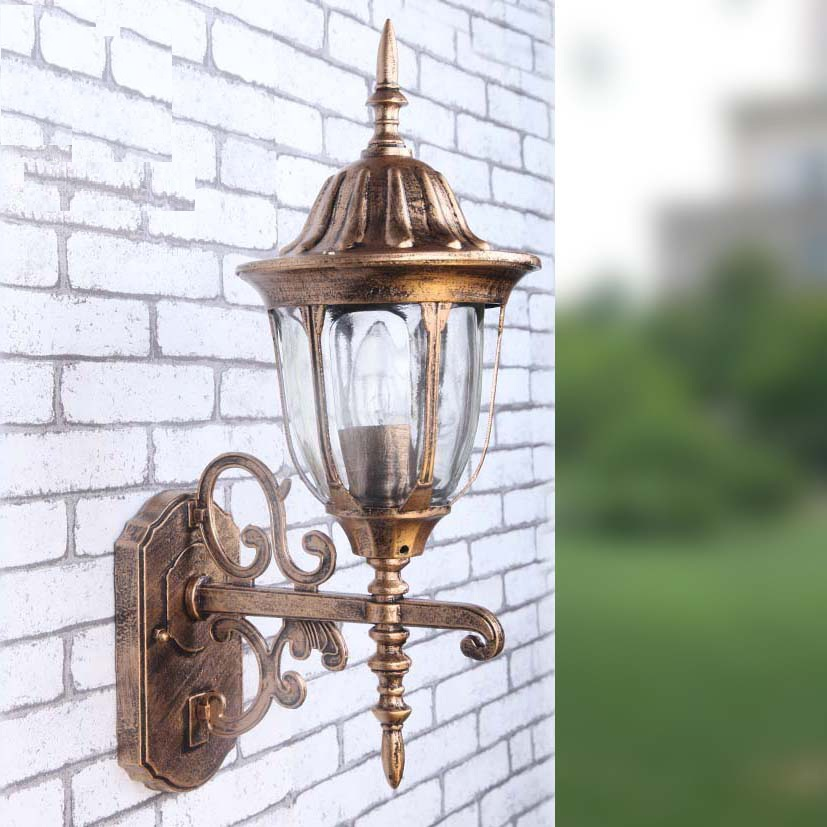 Outdoor Lighting Wall Lamps Balcony LED Wall Sconce ... on Exterior Wall Sconce Light Fixtures id=77048