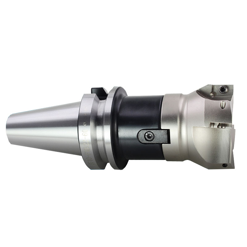 New BT40 Face milling cutter 6Blade diameter 100mm L85mm for CNC tool system Machining Center Milling