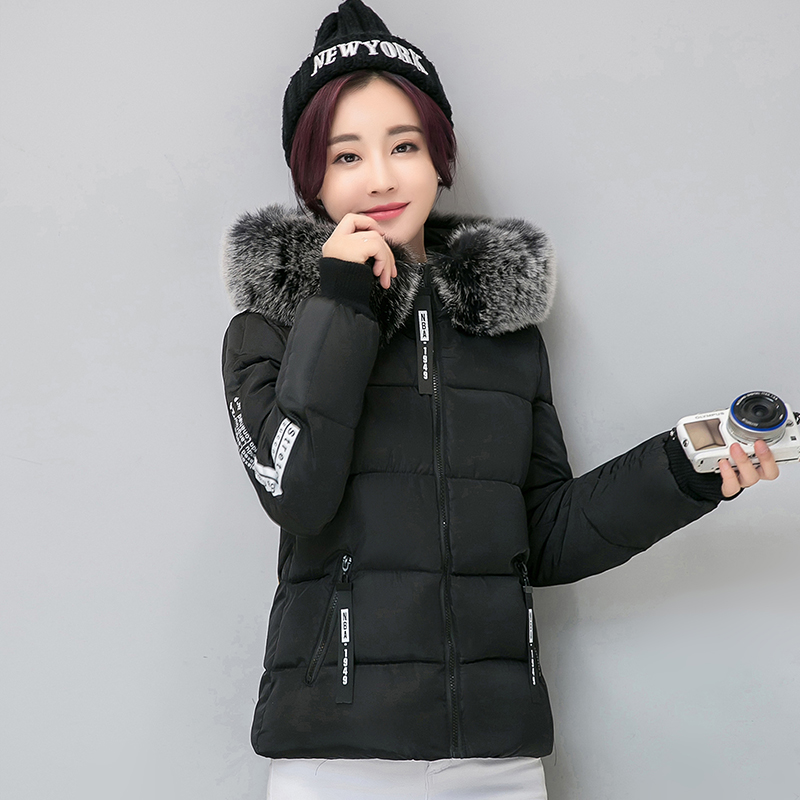 2017 new warm winter coat womens quilted coat black padded jacket off white women's jackets plus size winter women's  casaco red marina rinaldi by max mara womens plus quilted long sleeves coat