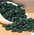 500g/lot Anti-fatigue Anti-radiation Enhance-immune natural Spirulina Tea Tablet Health food 2000pills Quality Approved
