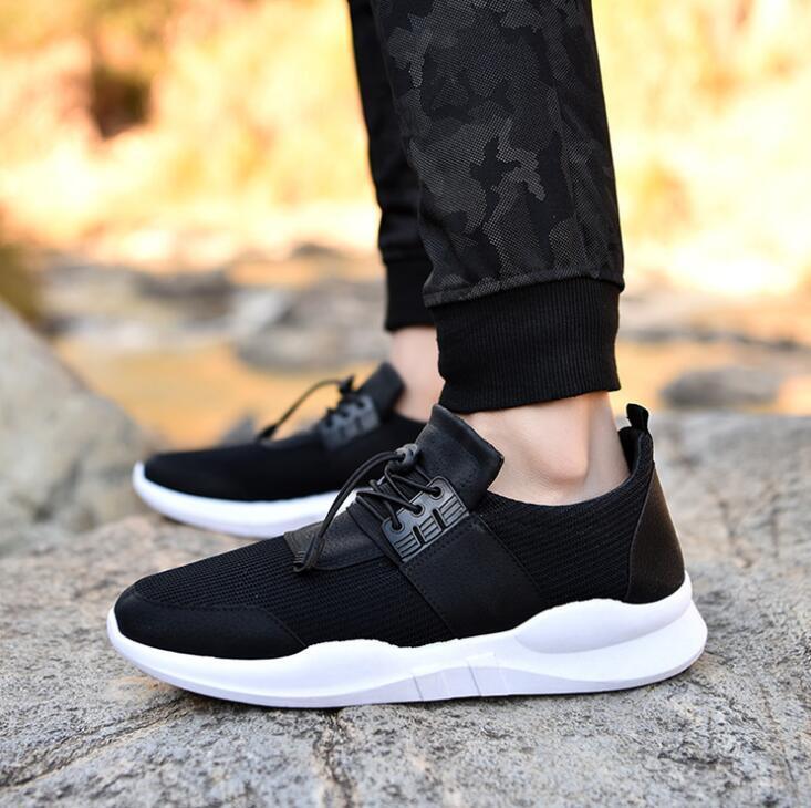 pro breathable running sneakers men sneakers for men outdoor training jogging footwear sport male shoes flat sole