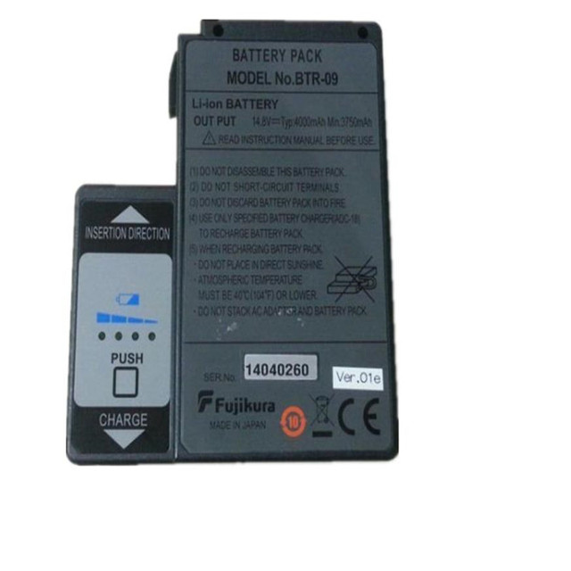 Original Fujikura FSM-80S ADC-18 Fiber Fusion Splicer AC adapter FSM-80s Adapter FSM-70R adapter