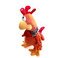 A Funny Rooster Toys Dancing Singing Musical Chicken Electronic Pets Remote Control Toy Interesting Gift For