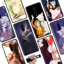 Kamisama Hajimemashita Black Soft Case for Oneplus 7 Pro 7 6T 6 Silicone TPU Phone Cases Cover Coque Shell