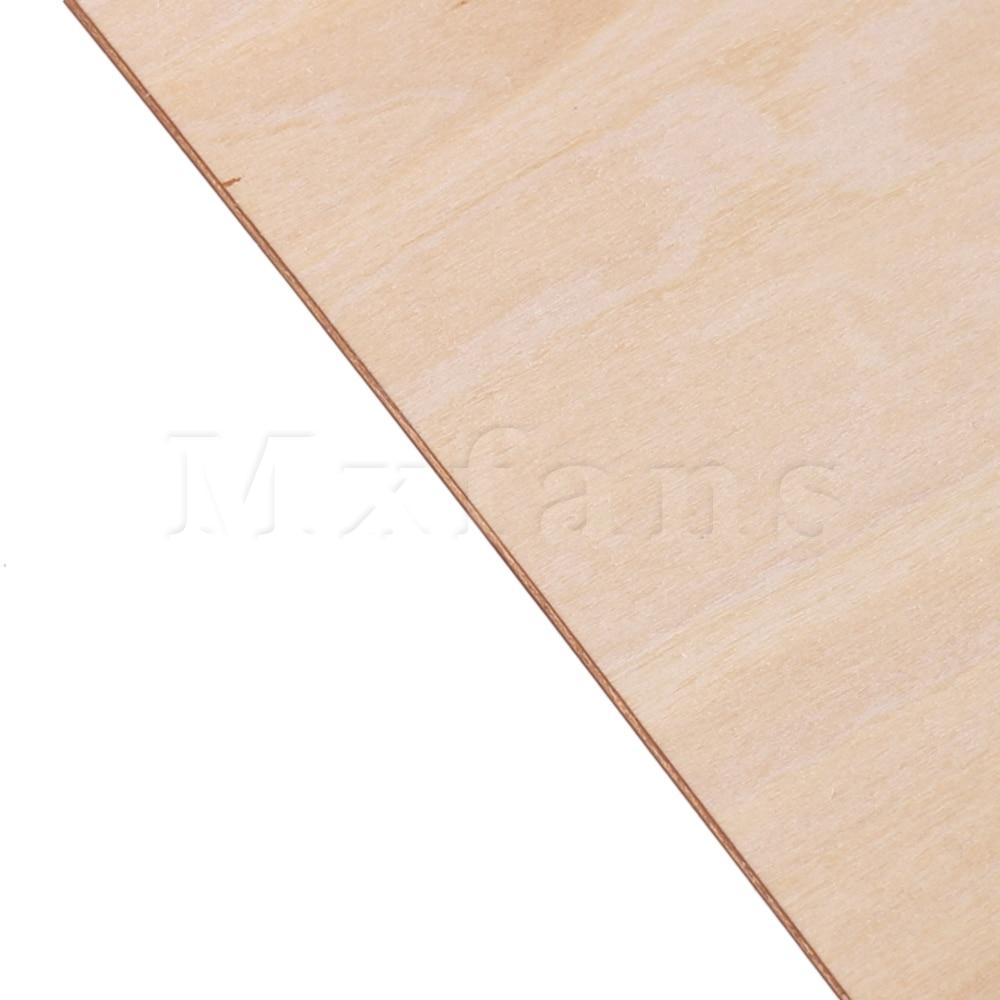 5x Basswood Sheets for Sand Table Model Boat DIY Crafts Cottage Model 20x30cm