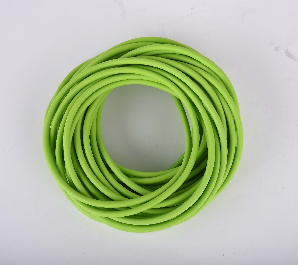 natural latex slingshots rubber tube bow rubber band catapult elastic fitness#