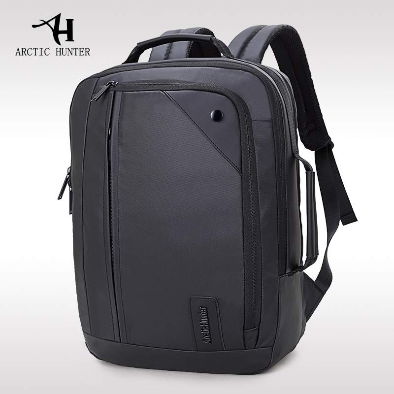 ARCTIC HUNTER 2017 Waterproof School Backpack Bag For College Simple Design Men Casual Male New Backpack