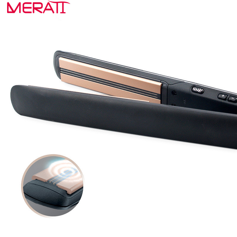 Professional Tourmaline Ceramic Hair Straightener SPA Steam Hair Iron Fast Hair Straightening Iron Hair Curler Curling ckeyin 9 31mm ceramic curling iron hair waver wave machine magic spiral hair curler roller curling wand hair styler styling tool