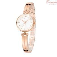 Fashion KIMIO Creative Watches Women Casual Elegant Quartz watch ladies Watch Crystal Diamond Wrist Watch Gift Reloj Mujer 2018