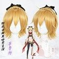Anime Re: Zero Hajimeru kara Isekai Seikatsu Sentiu peruca Cosplay
