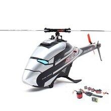 ALZRC Devil 380 Helicóptero DEL RC RÁPIDO caliente Super Combo Con RTF Flybarless Rotor Head Set Espesada Carbon Fiber Tail Boom