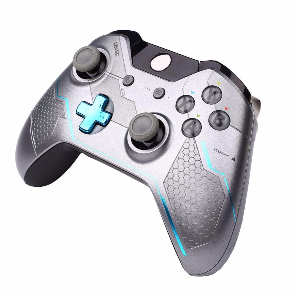 New Original For Xbox One Halo 5 Wireless Bluetooth Game Controller Gamepad Game Console Professional Gaming