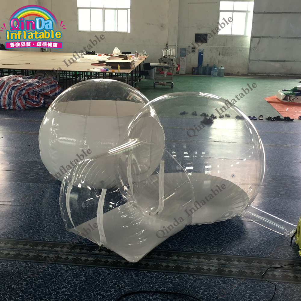 inflatable bubble tent (6)