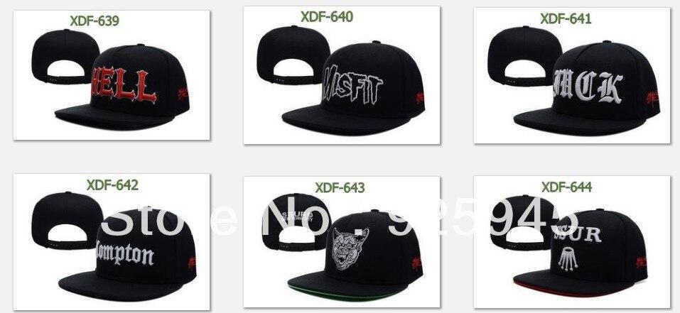 SSUR Old English Snapback Hats Caps Misfit Snapbacks Crooklyn Compton  Sports Hat Cap Snap Backs Men hats caps mix order-in Baseball Caps from  Apparel ... 4f347b8e2c5