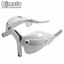 BJMOTO Handguards Handlebar Hand Guards Fit Motorcycle Motocross Dirt Pit Bike Off Road CRF YZF KXF KTM RMZ ATV EXC Supermoto(China)