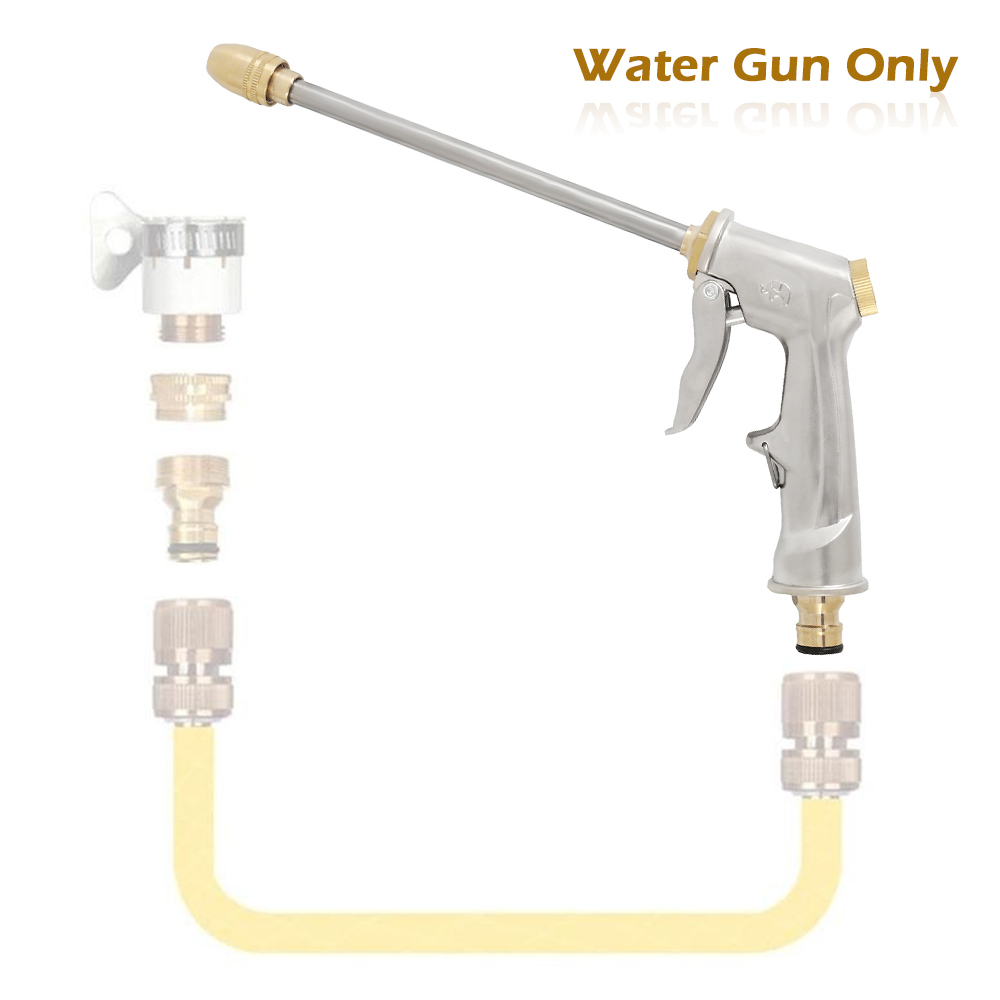 High Pressure Power Water Gun Car Washer Jet Garden Washer Hose Nozzle Washing Sprayer Watering Spray Sprinkler Cleaning