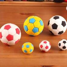Канцелярские товары ластик с футболом
