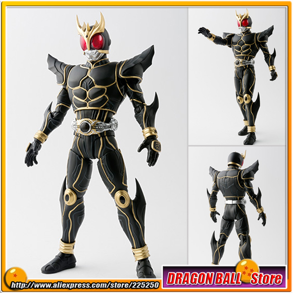 Original BANDAI Tamashii Nations S.H.Figuarts / SHF Exclusive Action Figure - Masked Rider Kuuga Ultimate Form anime masked rider kuuga original bandai tamashii nations s h figuarts shf exclusive action figure n daguva zeba