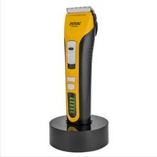 25w Professionale Elettrico Capelli Trimmer Ricaricabile Tagliatore di Capelli Taglio di Capelli Barba Trimmer Rasoio per Gli Uomini Adulti Display A LED 220V /110V