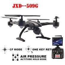 JXD 509G JXD509G 5 8G FPV One Key return Take Off Barometer Set High RC Quadcopter