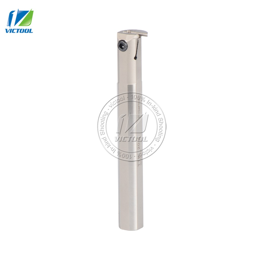 Indexable milling tools TTIL20*4C high speed steel Material  cnc milling machine colosseo 70805 4c celina