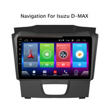Full Touch Car Android 8.1 Radio Player For Chevrolet S10 Isuzu Dmax Holden GPS Navigation Video Multimedia Built In Bluetooth(China)