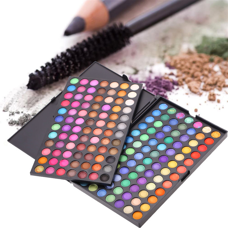 Professional 168 Colors Maquiagem Eyeshadow Makeup Pallet Pis