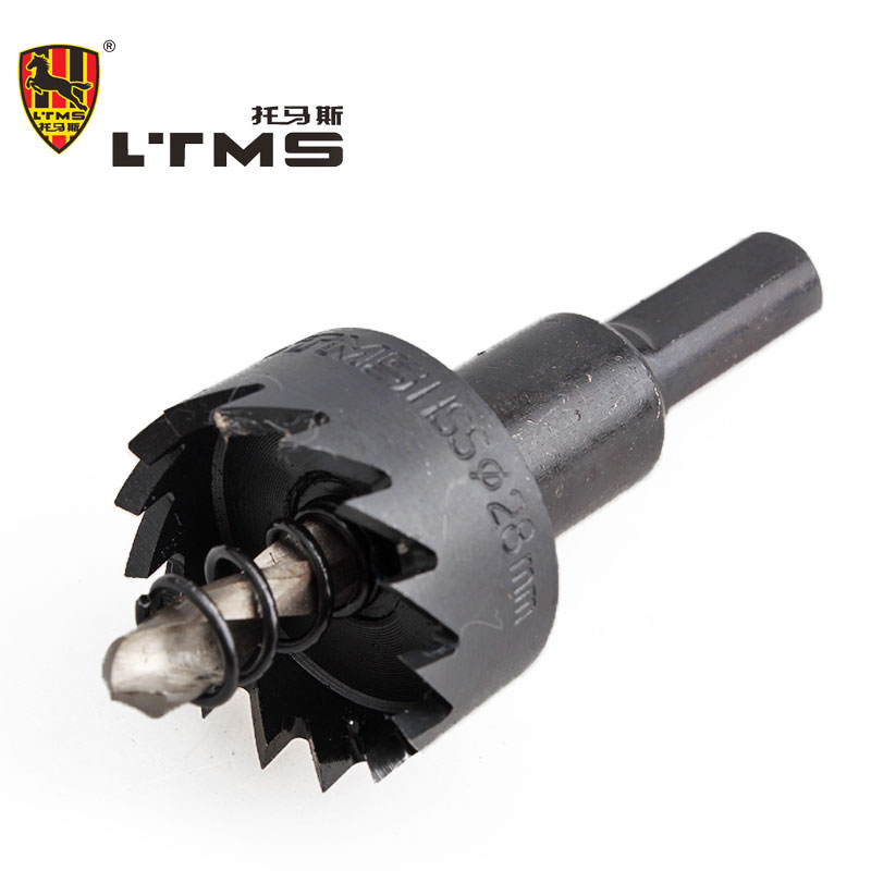 28mm Advanced High-speed Steel Hole Saw Drilling Opening Hardware Tool Practical Drilling Power Hand Tool Accessories Drill Bit  цены