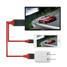TV Stick HDMI TV Cable for apple USB Screen Mirroring TV 1080P HD for iphone 6s plus iphone7 7plus ipad(China)