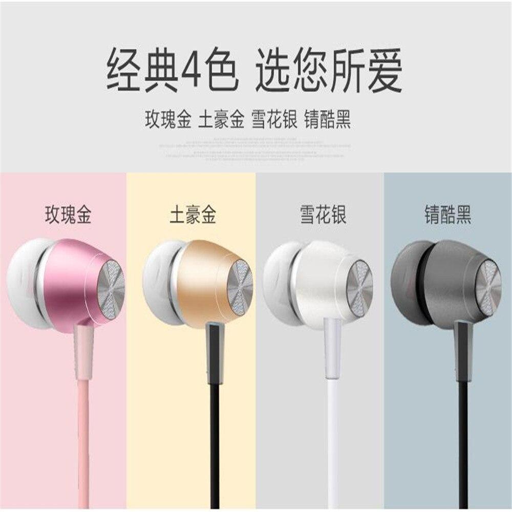 2018083101 xiangli Sport Filaire Orthodynamic 537219 dans-oreille écouteur Pour vidéo et musique 3 couleurs 109.99