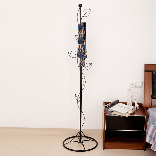 Kreative Garderobe metall garderobe einfache europäischen stil schlafzimmer boden racks