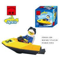 1209 19 stücke Fahrzeug Konstruktor Modell Kit Blöcke Kompatibel LEGO Steine Spielzeug für Jungen Mädchen Kinder Modellierung